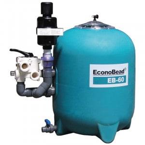 Filtre à bead EconoBead pour piscine naturelle