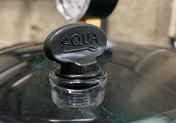 Vis de purge d'air filtre aquarius