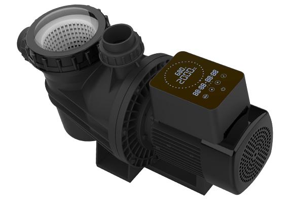 Pompe filtration piscine à vitesse variable E-Flow VS
